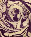 Mistura de pintura fotografia de stock