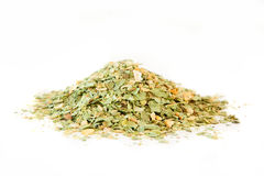 Mistura de sopa vegetal caseiro secada Imagem de Stock Royalty Free