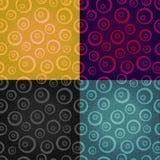 Mistura do círculo Foto de Stock