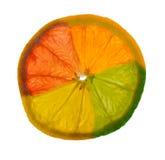 Mistura do citrino Fotos de Stock