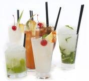 Mistura do cocktail Imagens de Stock