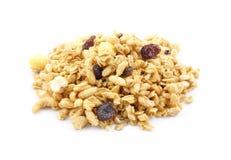 Mistura do granola de Nova Inglaterra Fotografia de Stock Royalty Free