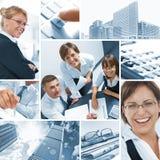 Mistura do negócio Fotografia de Stock