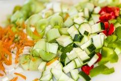 Mistura dos vegetais Foto de Stock