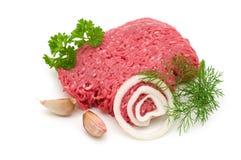 Mistura e ingredientes Imagens de Stock