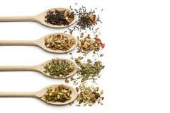 Mistura erval para o chá Foto de Stock