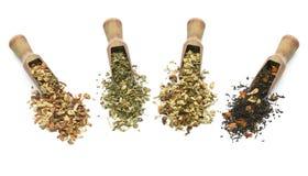 Mistura erval para o chá Fotos de Stock