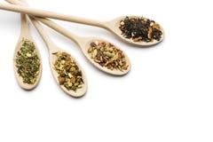 Mistura erval para o chá Fotografia de Stock Royalty Free