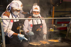 Mistura-Lebensmittel-Festival 2015 in Lima, Peru lizenzfreies stockbild