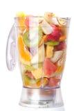 Mistura saudável da fruta Foto de Stock Royalty Free