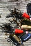 A mistura seduz giradores Foto de Stock Royalty Free