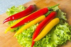 Mistura vegetal na placa da cozinha Alimento do vegetariano imagem de stock