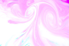 Mistura vibrante das cores Imagem de Stock