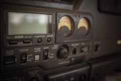 Misturador completamente dos botões e dos botões Imagem de Stock Royalty Free
