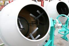 Misturador de cimento Foto de Stock
