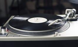 Misturador do DJ Imagens de Stock