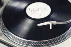 Misturador do DJ Foto de Stock
