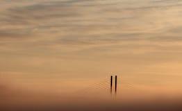 misty ταξίδι Στοκ Φωτογραφία