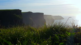 Misty Cliffs de Moher filme