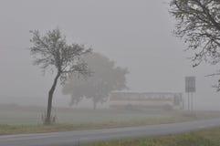 Misty Day Royalty Free Stock Photos
