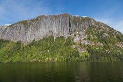 Misty Fjords Stock Photography