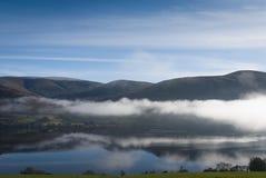 Misty Loch Tay Fotos de archivo
