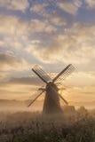 Misty Mill 2 Lizenzfreie Stockbilder