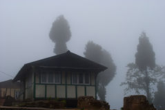 Misty Morning Royalty Free Stock Image