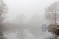 Misty Morning Stock Photos