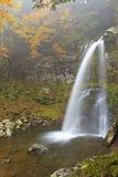 Misty Plattekill Falls Stock Image