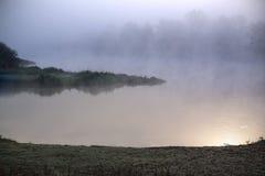 Misty sunrise (S) Royalty Free Stock Photo