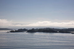 Misty Waters Royalty Free Stock Images