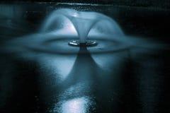 mistyczna fontanna fotografia stock