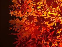 mistyczny kwiatu wzór Zdjęcia Stock