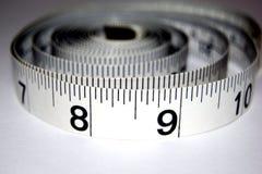 Misura di nastro Fotografia Stock