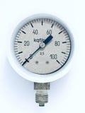 Misurazione di pressione Fotografia Stock