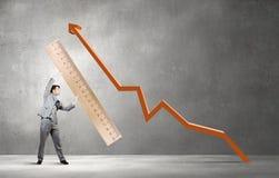 Misuri il vostro successo Immagine Stock Libera da Diritti