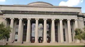 MIT伟大的圆顶 免版税库存图片