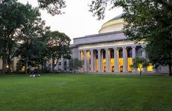 MIT Fotografía de archivo libre de regalías