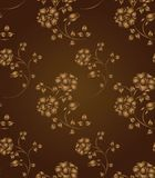 Mit Blumennahtloses Stockbilder