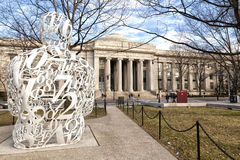 The MIT in Boston Royalty Free Stock Images