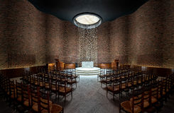 MIT Chapel Stock Images