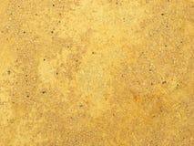 Mit gelbem Sand Hintergrund Lizenzfreie Stockbilder
