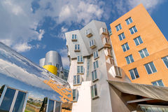 MIT Stata Center in Boston Royalty Free Stock Images