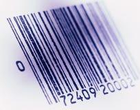Mit Strichcode Bild Lizenzfreie Stockfotografie