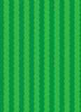 Mit Ziegeln decken des nahtlosen Musters mit Wassermelonenrinde Abstrakte Hippie-Verzierung gemacht von den gewellten geometrisch Stockbild