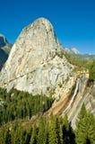 Mitad-bóveda de Yosemite Foto de archivo libre de regalías