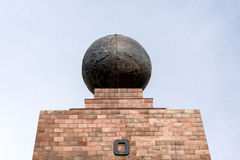 Mitad del Mundo Stock Photography