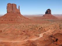 mitaines Etats-Unis Utah Photographie stock