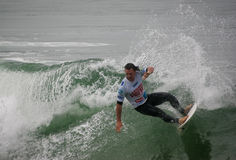 Mitchel Coleborn (AUS) in ASP World Qualifier Royalty Free Stock Photo